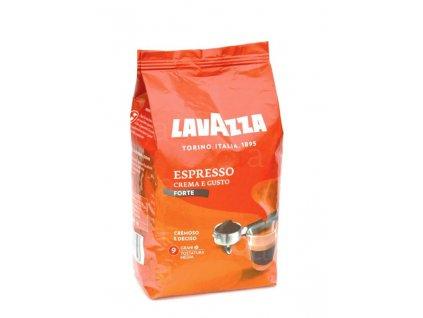 Lavazza Espresso Crema e Gusto Forte zrnková káva 1 kg