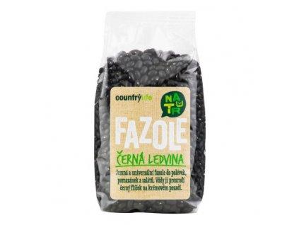 COUNTRY LIFE Fazole černá ledvina 500 g