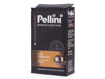 Pellini Caffé Espresso Bar N°46 Cremoso mletá káva 250 g