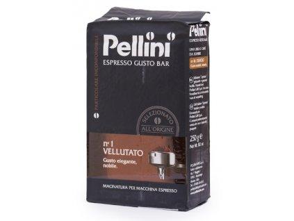 Pellini Caffé Espresso Bar N°1 Vellutato mletá káva 250 g