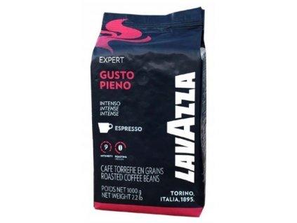 Lavazza Expert Gusto Pieno zrnková káva 1kg