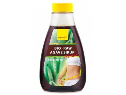 Agáve sirup BIO RAW Premium Wolfberry 400 ml
