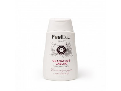 sprchovy gel granatove jablko feel eco 300 ml