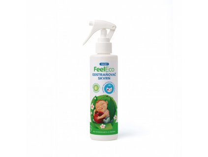 odstranovac skvrn baby 200 ml feel eco