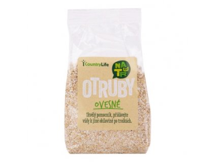 COUNTRY LIFE Otruby ovesné 250 g