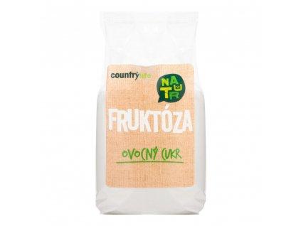 cukr ovocny fruktoza 500 g country life