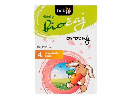 Čaj Ovocný dětský 30 g BIO BABIO a