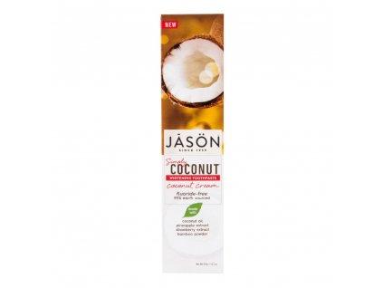 JASON Zubní pasta simply coconut bělicí 119 g a