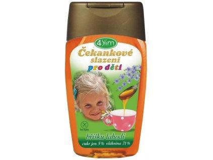 4Slim Čekankové slazení pro děti 250 g