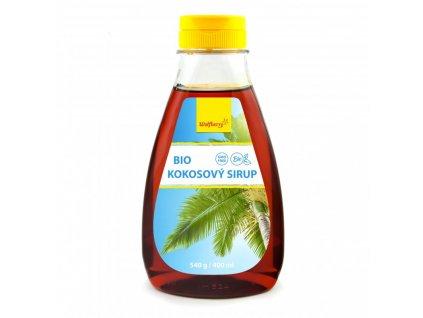 Kokosový sirup Wolfberry BIO 400 ml