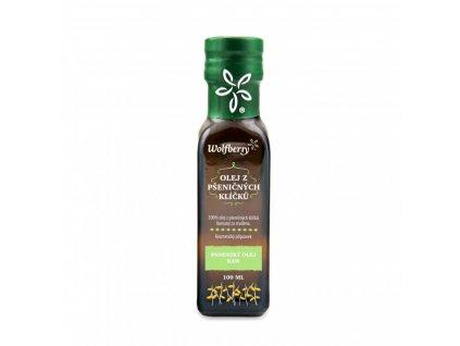 Wolfberry Olej z pšeničných klíčků 100 ml a
