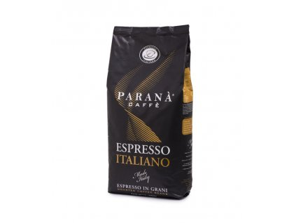 Parana Caffe Espresso 100% arabika zrnková káva 1 kg