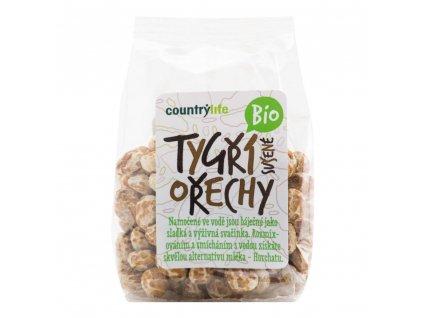 COUNTRY LIFE Tygří ořechy 100 g BIO
