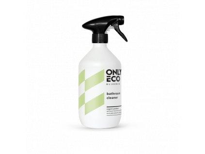 OnlyEco Čistič koupelen 500 ml s olejem z citronové kůry a