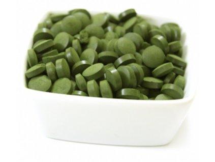 zdravelevne.cz chlorella tablety