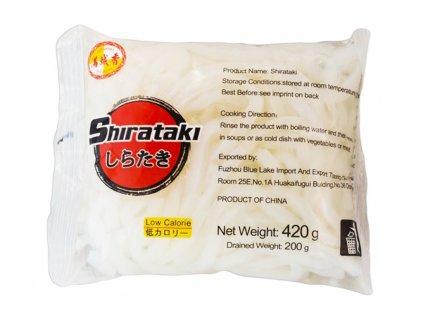 City Aroma Shirataki nudle Udon 400 g