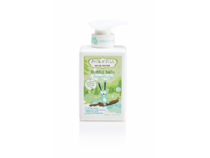Pěna do koupele Jack N´Jill NATURAL BATHTIME SIMPLICITY