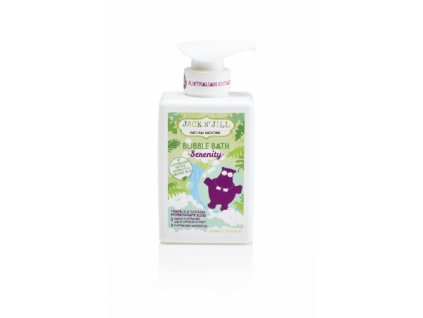 Pěna do koupele Jack N´Jill NATURAL BATHTIME SERENITY