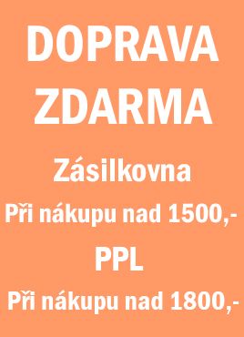 DOPRAVA ZDARMA - www.zdraveplody.cz
