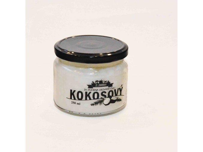 Kokosovy Olej 250 RAWS