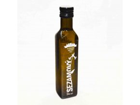 Sezamovy Olej RAWS