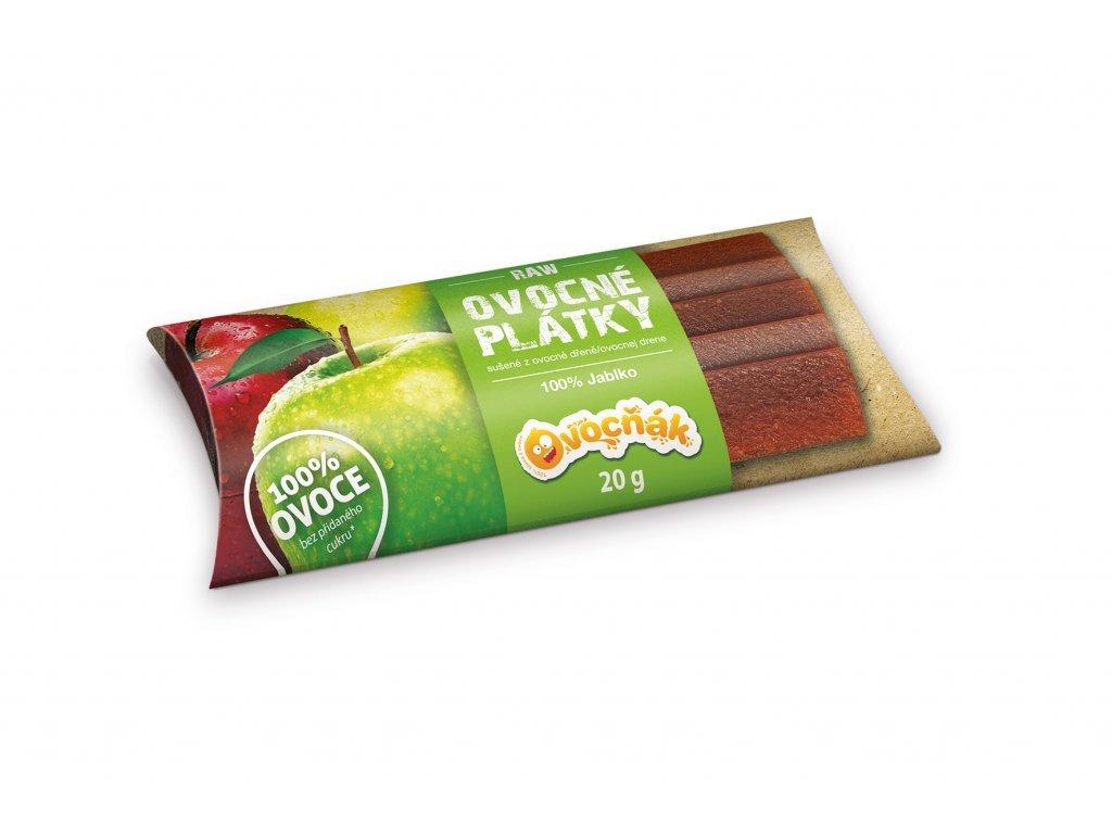 Ovocne platky jablko left rgb 150dpi