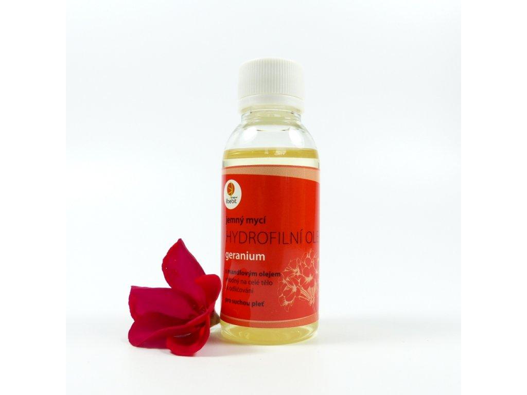 Hydrofilni oleje geranium mini