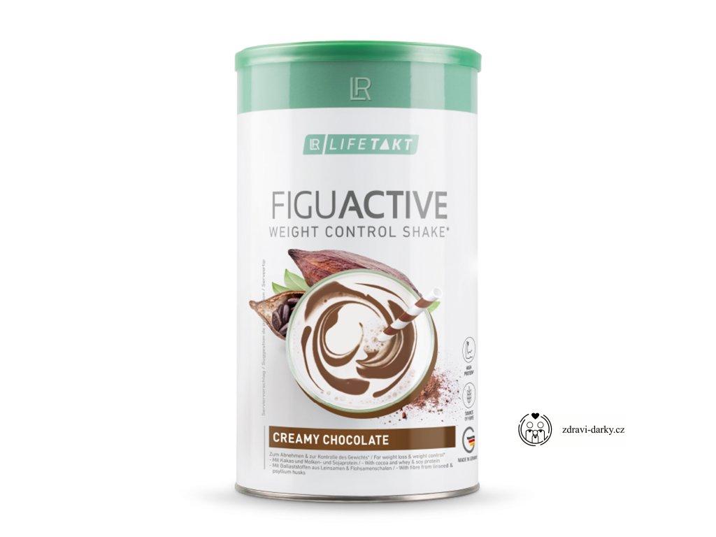 Figu Active Koktejl Krémová čokoláda, 450 g