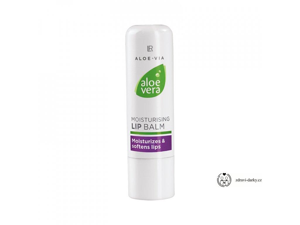 LR Aloe Vera Hydratační balzám na rty,4,8 g