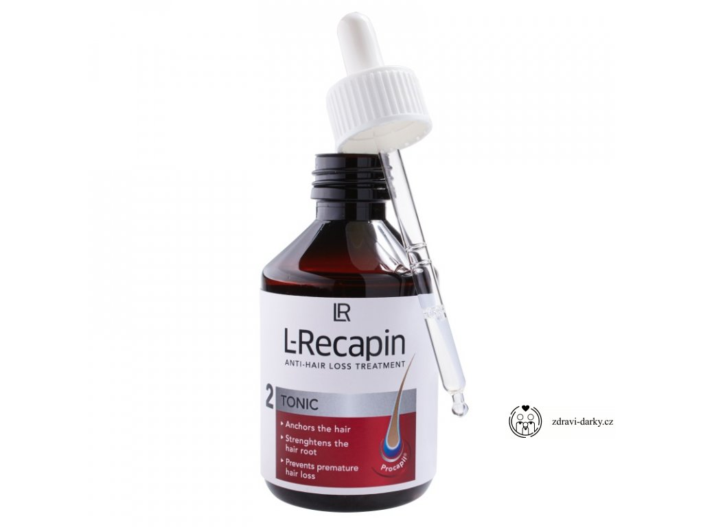 L-Recapin Tonikum, 200 ml