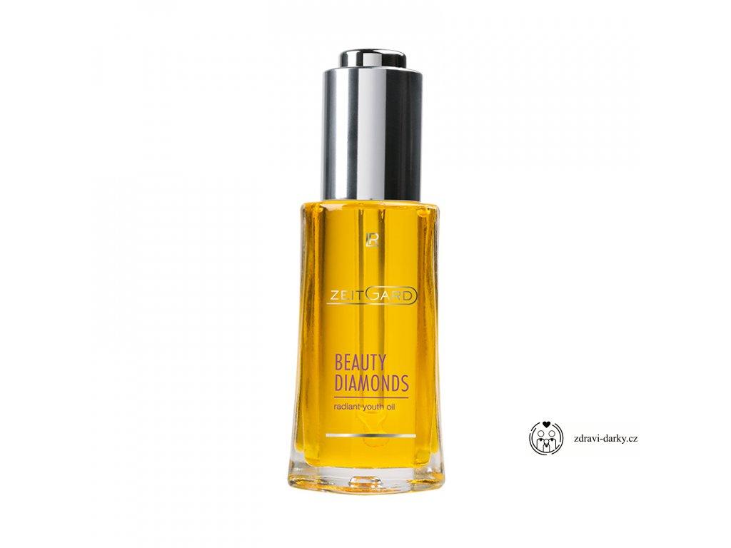 ZEITGARD Beauty Diamonds Anti-age Pleťový olej, 30 ml