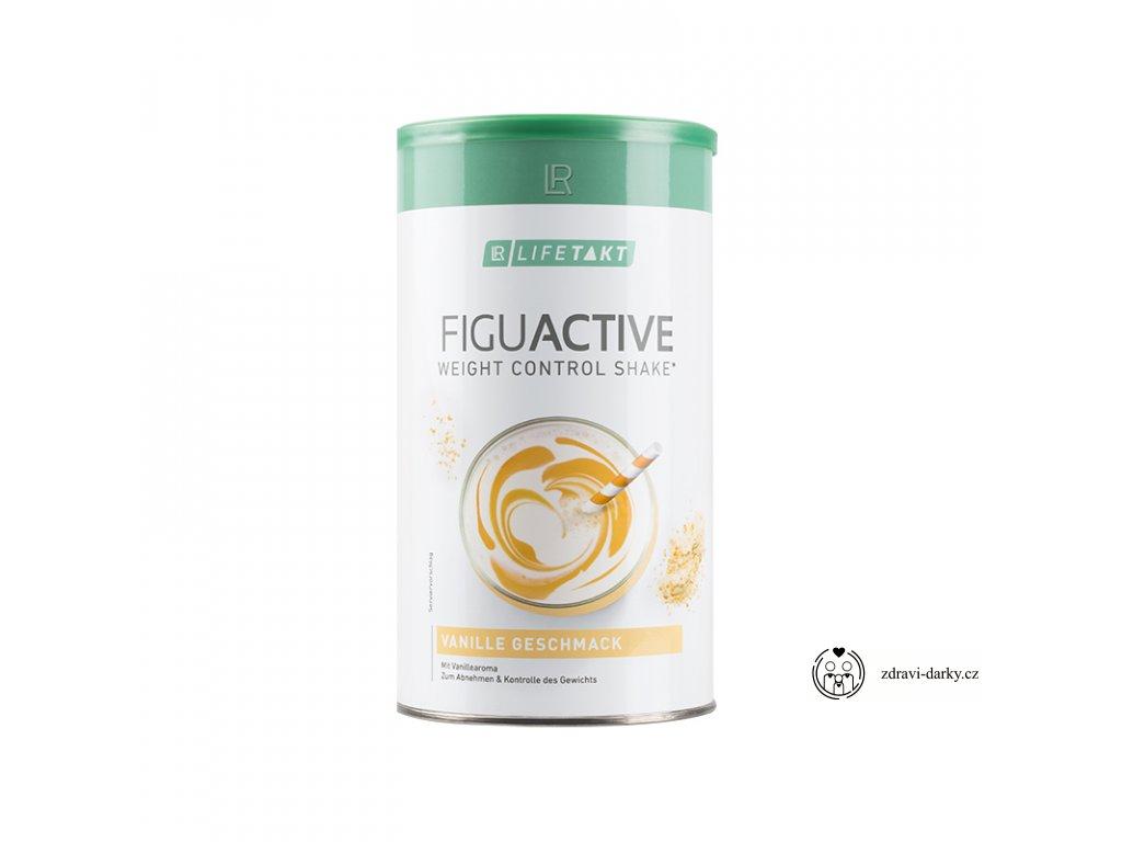 Figu Active Koktejl Vanilka, 450 g