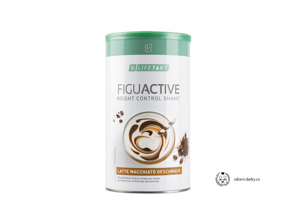 Figu Active Koktejl Latte-Macchiato, 450 g
