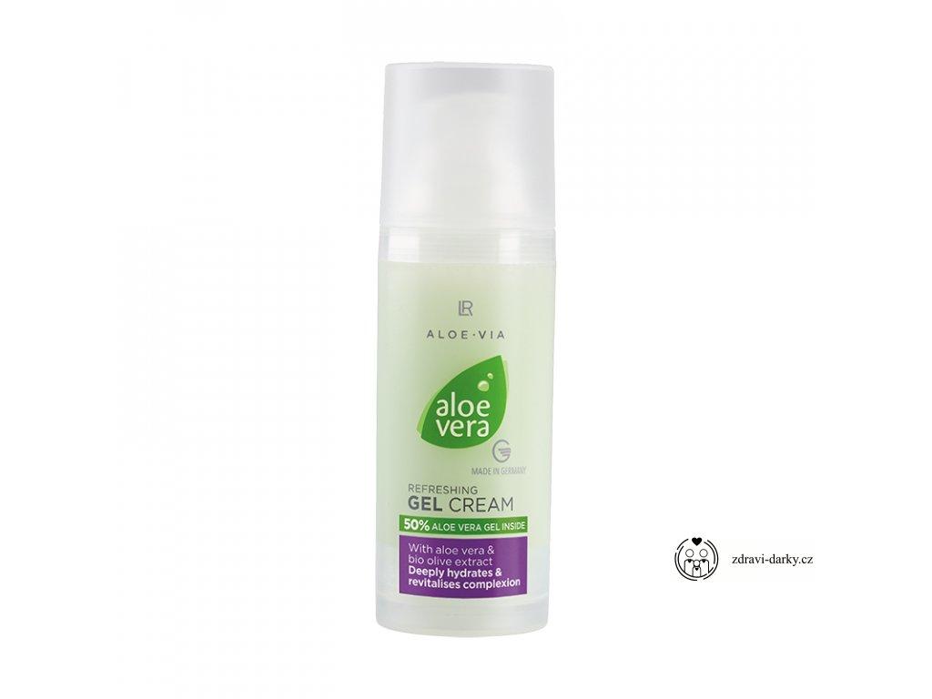 LR Aloe Vera Hydratační krémový gel, 50 ml
