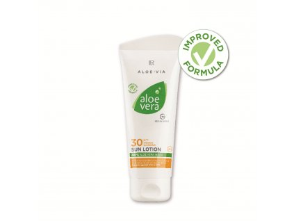 Aloe Vera Sun LSF 30 Opalovací krém, 100 ml