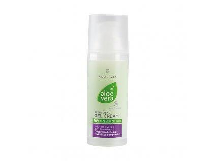 Aloe Vera Hydratační krémový gel, 50 ml