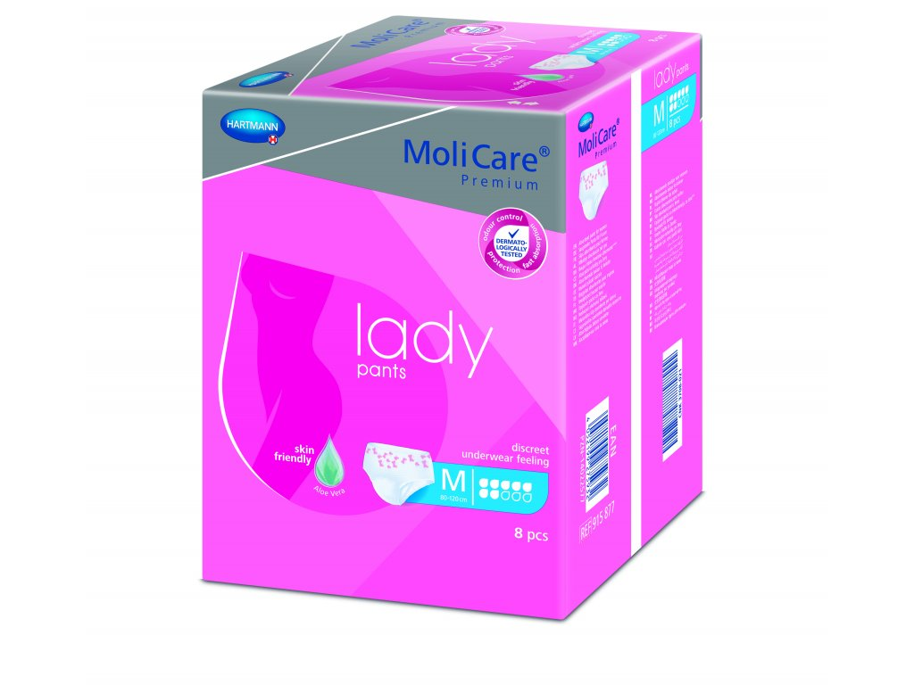 Molicare Lady Pants 7 kapek 7 ks