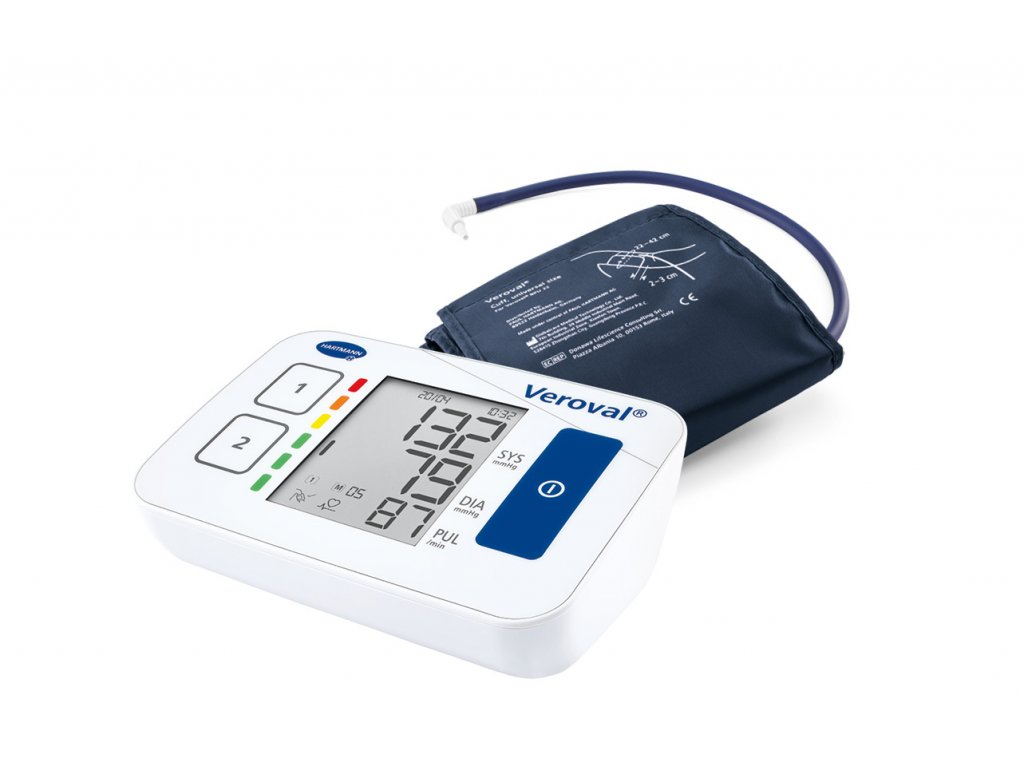 Veroval compact pazni tlakomer s manzetou