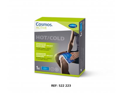 522223 Cosmos ACTIVE HOT COLD Kompresse 12x29cm