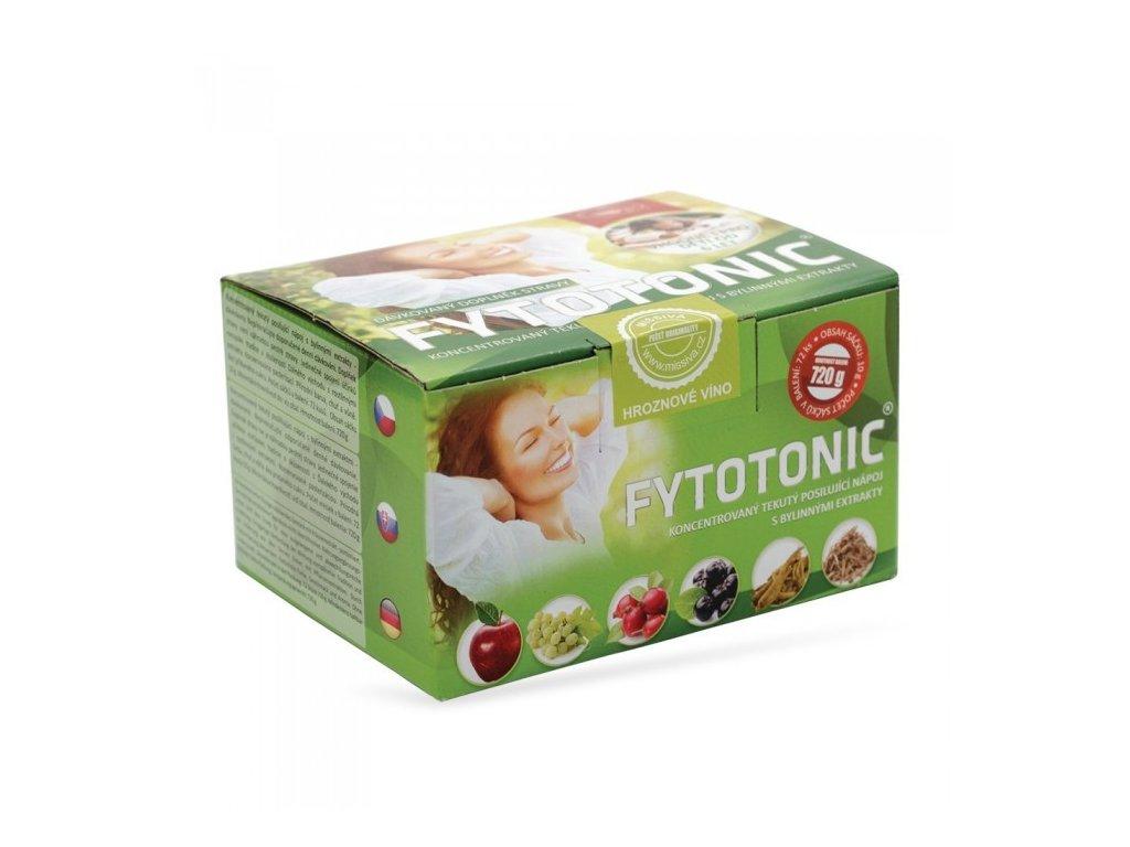 FYTOTONIC HROZEN - posilující nápoj s bylinnými extrakty