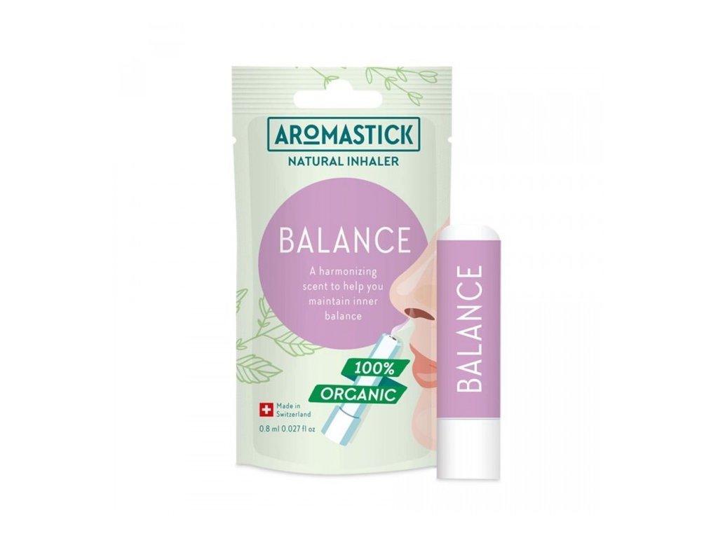 Aroma tyčka pro pohodu a rovnováhu