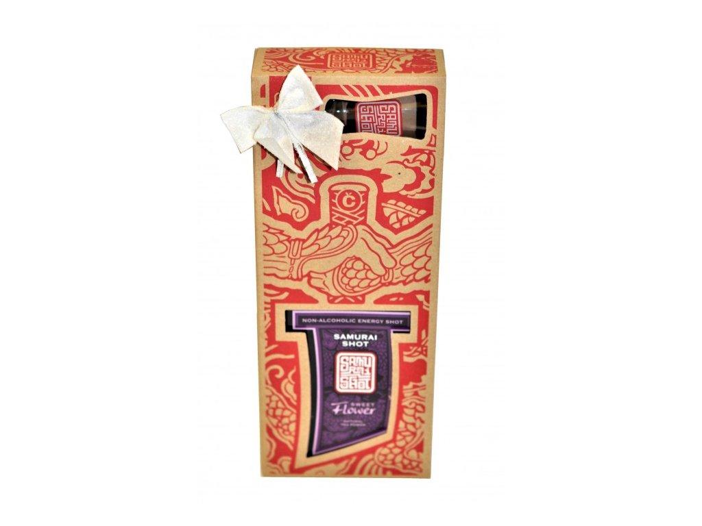 Dárkový balíček samurai sweet flower