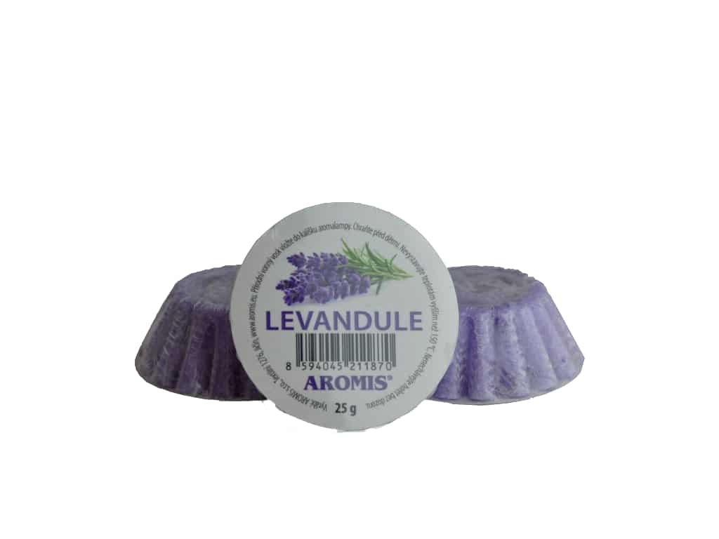 Vonný vosk levandulový