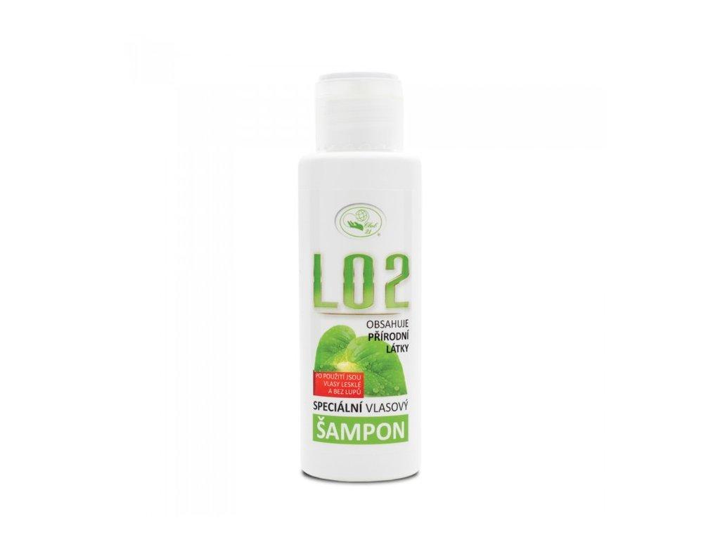 L02 – speciální šampon na vlasy