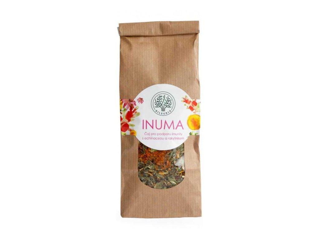 BILEGRIA INUMA - bylinná čajová směs, 50 g