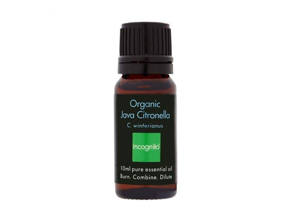 Bio citronelový olej Incognito®