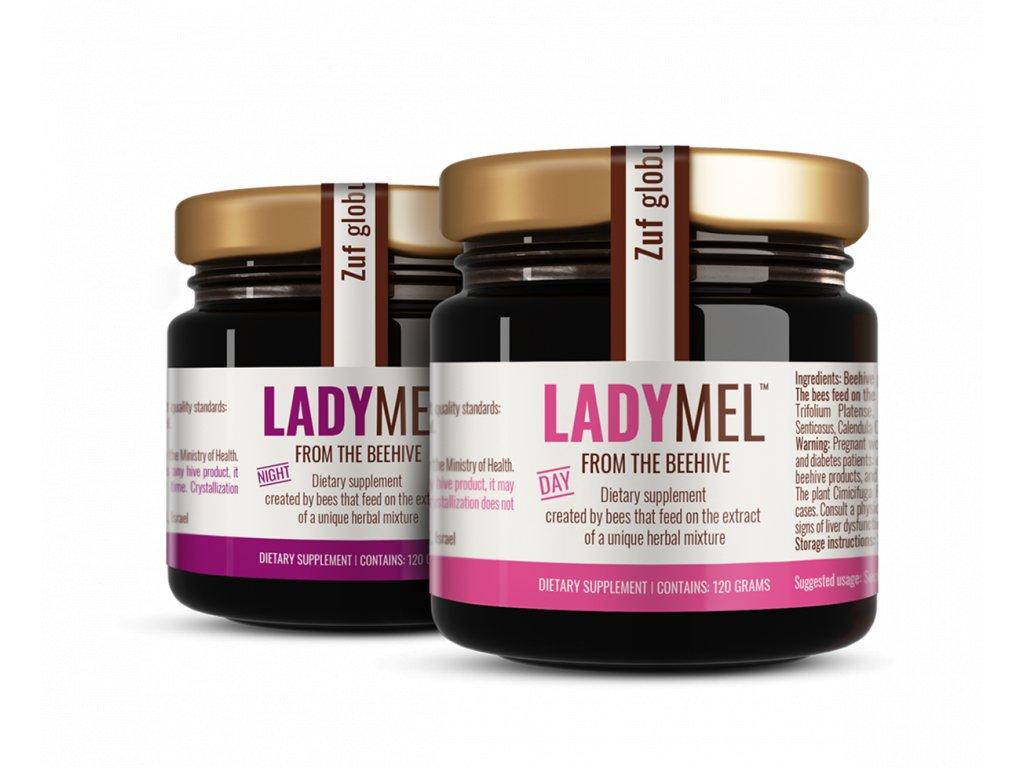 LADYMEL - menopauza a menstruační křeče