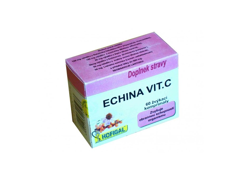 Echina vitamín C