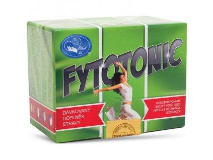 FYTOTONIC VIŠEŇ - posilující nápoj s bylinnými extrakty