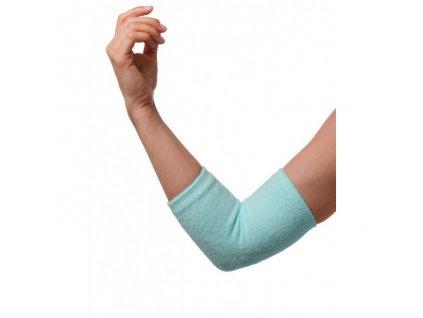 Hydratační návlek na loket - modrý